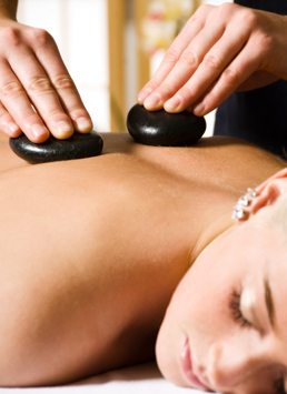 Hotstone massage