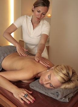 Afslankende Sveltesse massage